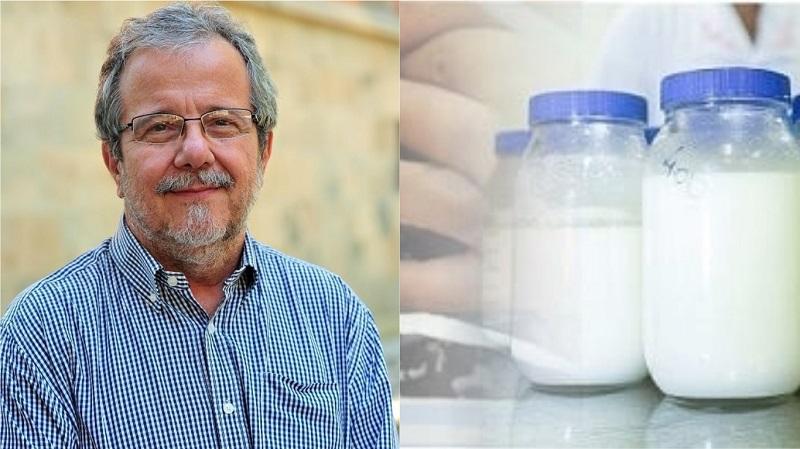 Coordenador da Rede Brasileira de Banco de Leite Humano recebe um dos mais importantes prêmios da saúde mundial