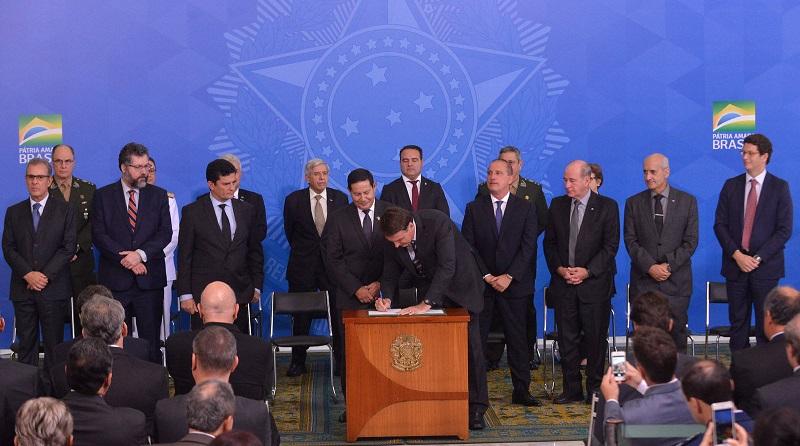 Novo Conselho da Amazônia Legal, criado pelo governo federal, não terá participação de governadores da região