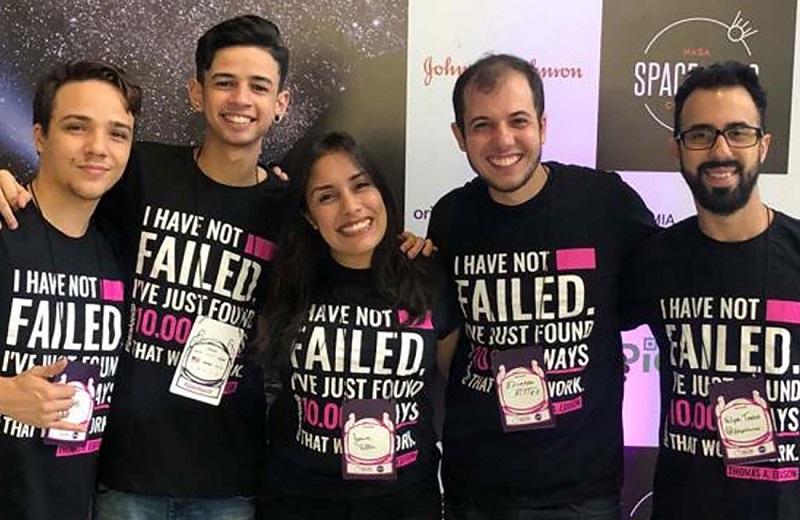 Com projetos na área ambiental, estudantes baianos e paulistas vencem competição mundial da NASA