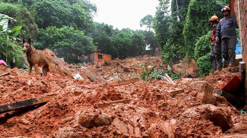 O 'novo normal': chuvas intensas, enchentes, deslizamentos e mortes