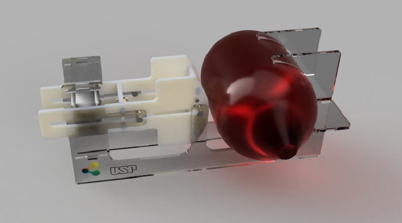 Respiradores desenvolvidos por pesquisadores da USP terão produção rápida e custo 90% menor do que similares