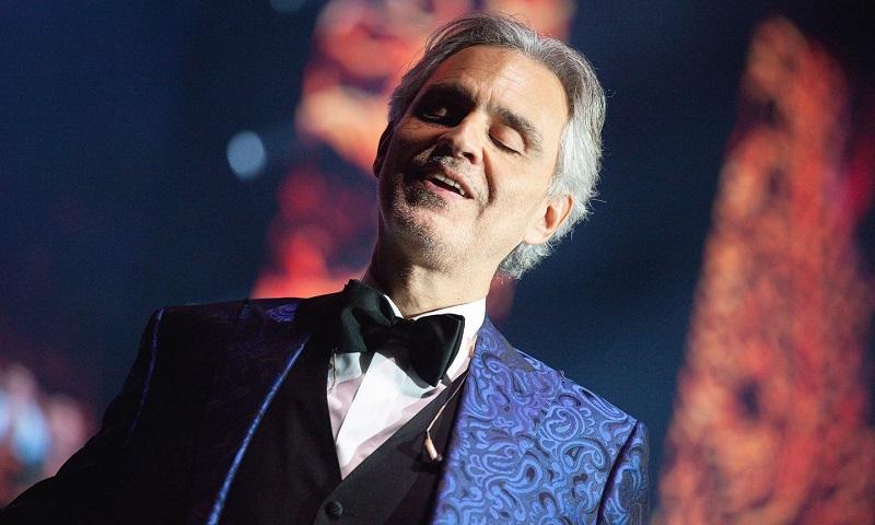Andrea Bocelli cantará na Catedral de Milão, vazia, para levar ao mundo mensagem de amor, cura e esperança