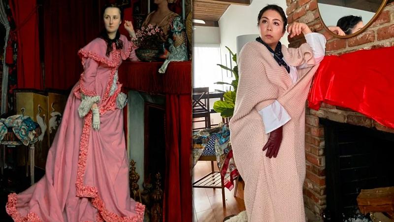 Museus fazem desafio divertido para a quarentena: convidam internautas a reproduzir obras de arte em casa, com poses e objetos