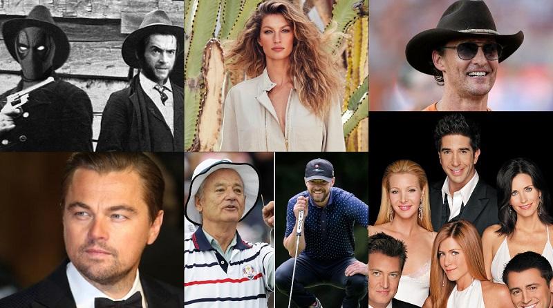 Maquiagem com Gisele Bündchen ou almoço com Leonardo DiCaprio: celebridades oferecem 'experiências' para arrecadar alimentos durante pandemia