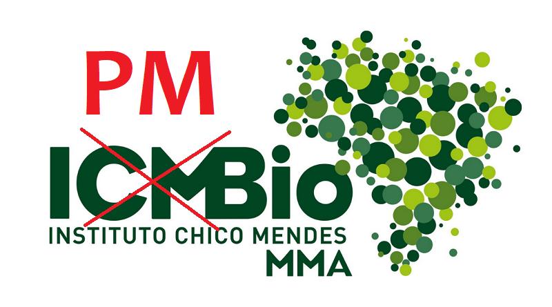 Funcionários de carreira, especialistas em meio ambiente, são substituídos por policiais militares em cargos de chefia no ICMBio