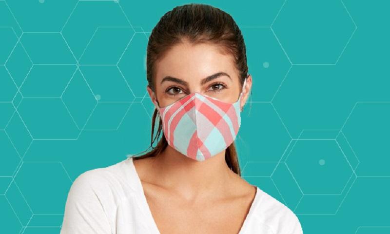 Máscara pelo bem: se proteja e ajude a proteger alguém!