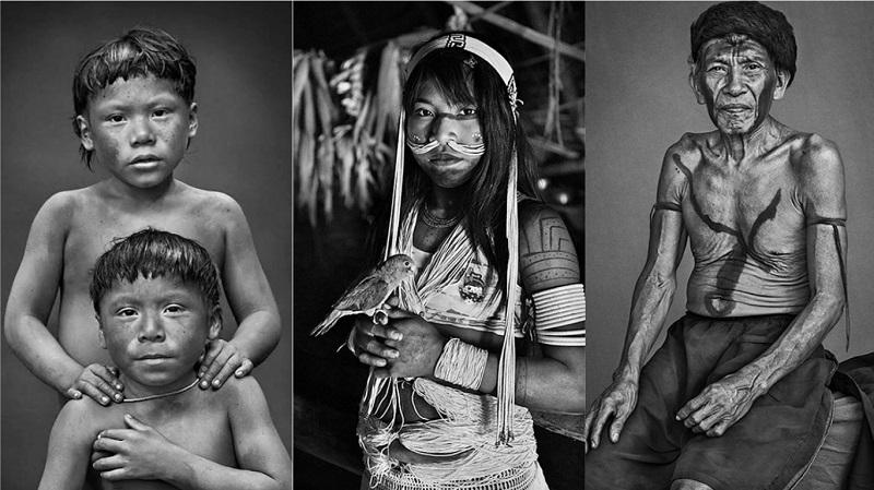 Sebastião Salgado se une a grandes nomes mundiais em apelo pela proteção dos indígenas brasileiros diante da Covid-19