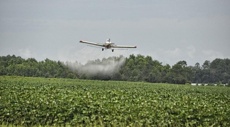 Governo reduz distância mínima entre pulverização aérea de pesticidas em cultivo de bananas e povoados e mananciais de água