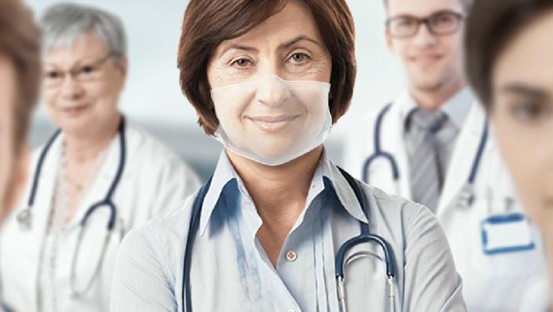 Máscara cirúrgica transparente e biodegradável, que filtra germes, é desenvolvida por startup suíça