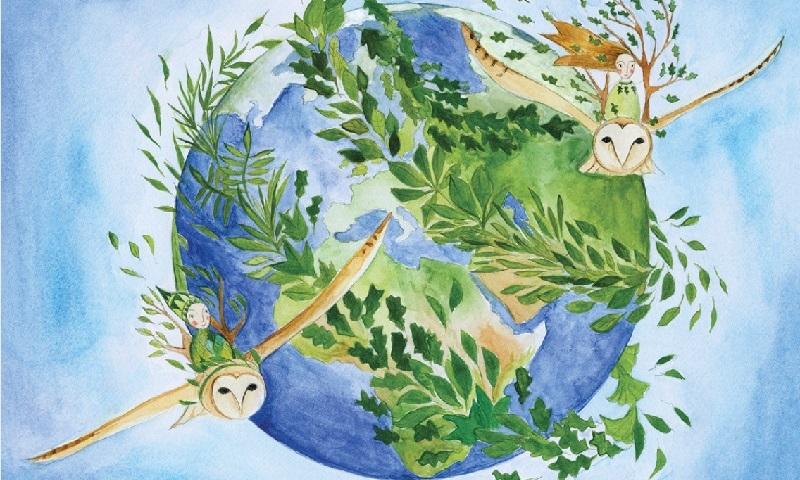 Vídeo de poema infantil sobre um novo olhar para a natureza pós-pandemia ganha a narração de Jane Goodall