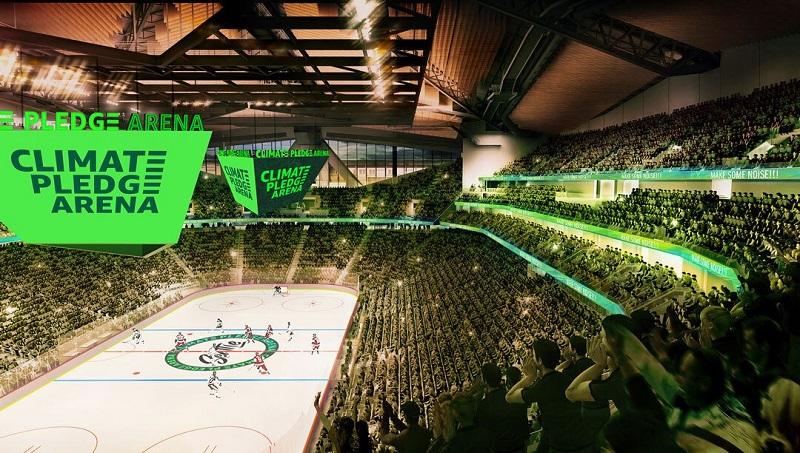 Primeiro estádio carbono zero do mundo será inaugurado em Seattle