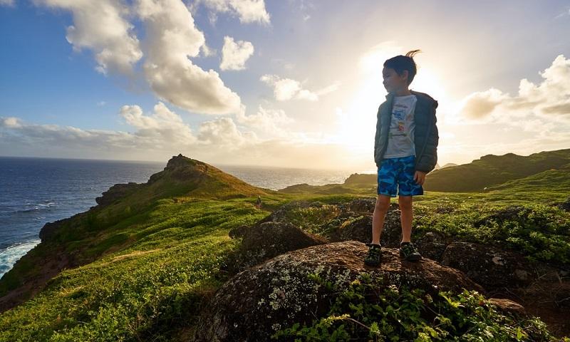 Crianças precisam ficar mais tempo sozinhas ao ar livre para realmente se conectar com a natureza