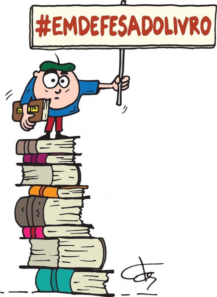 Governo quer tornar livros mais caros e inacessíveis: assine petição contra a taxação!