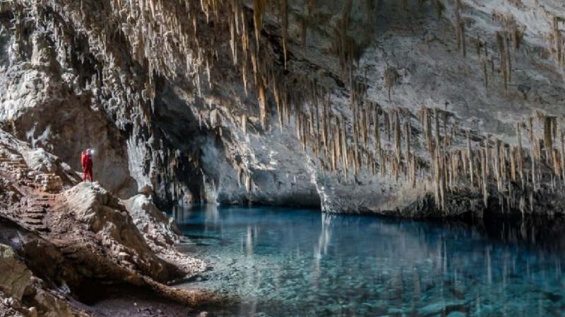 Cavernas brasileiras, inclusive as ainda não descobertas, estão correndo perigo