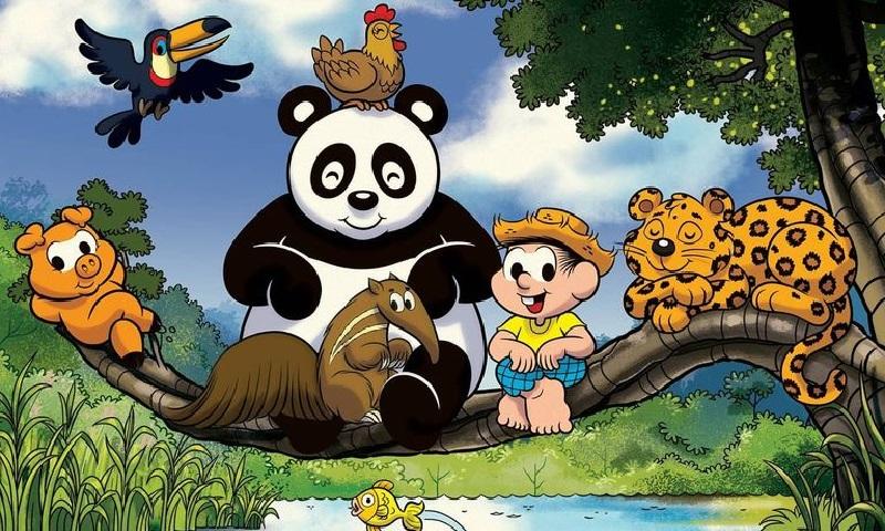 Chico Bento é nomeado Embaixador do WWF-Brasil