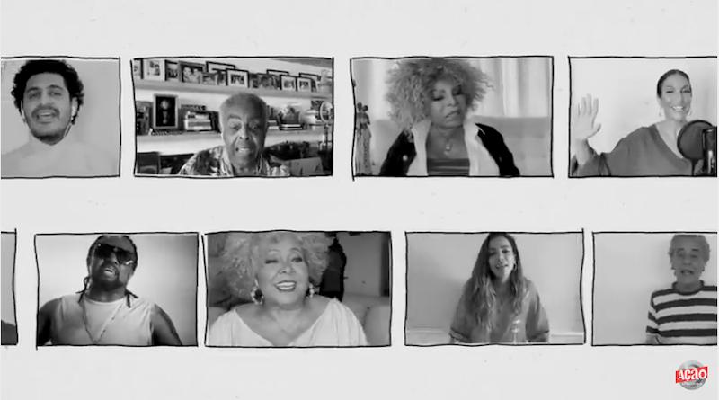 'Natal Sem Fome': campanha 2020 é lançada em todo o país, com música e videoclipe gravado por grandes artistas