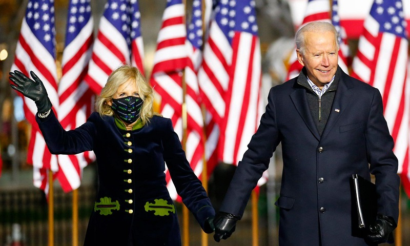 Quais são os compromissos do recém-eleito presidente dos Estados Unidos, Joe Biden, para o combate à crise climática
