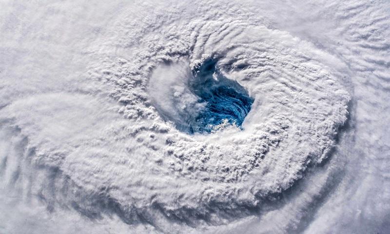 Potencial devastador dos furacões está cada vez maior com o aquecimento global