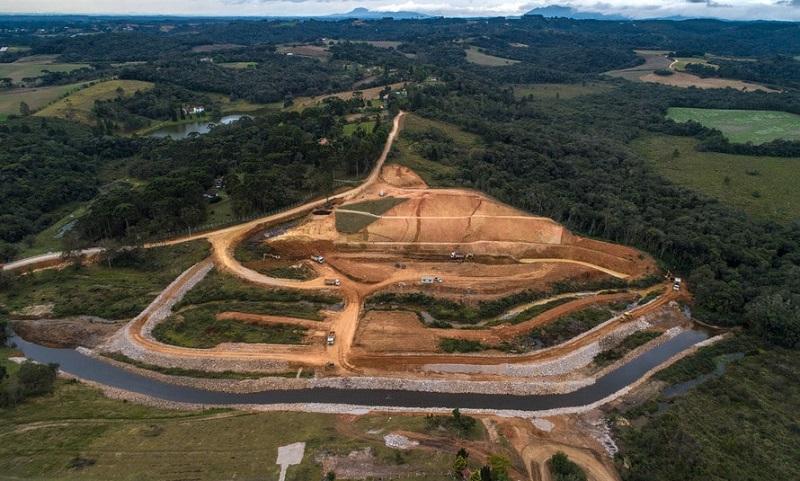 Obra de nova barragem na região de Curitiba inundará área de 4,3 milhões de m2 de Mata Atlântica e provocar morte de animais