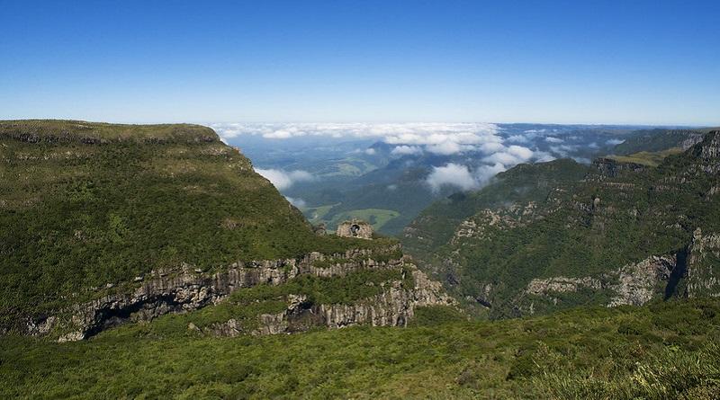 Projeto de Lei pretende mutilar 10 mil hectares do Parque Nacional de São Joaquim, em Santa Catarina