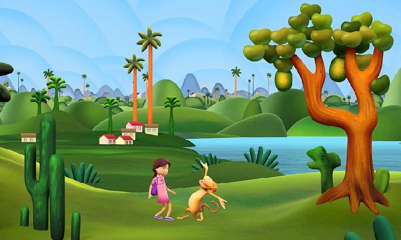 """Com muitas aventuras e cores, """"Tarsilinha"""" levará às crianças a obra de Tarsila do Amaral e personagens do folclore brasileiro"""