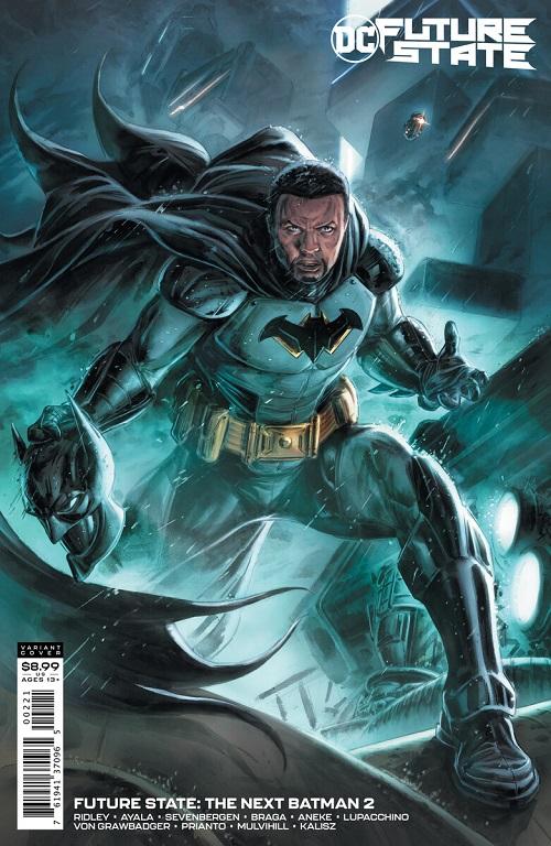 """A história do novo Batman, Tim Fox, ficou a cargo do escritor e diretor, também negro, John Ridley, premiado com um Oscar pelo seu roteiro do filme """"12 Anos de Escravidão"""""""