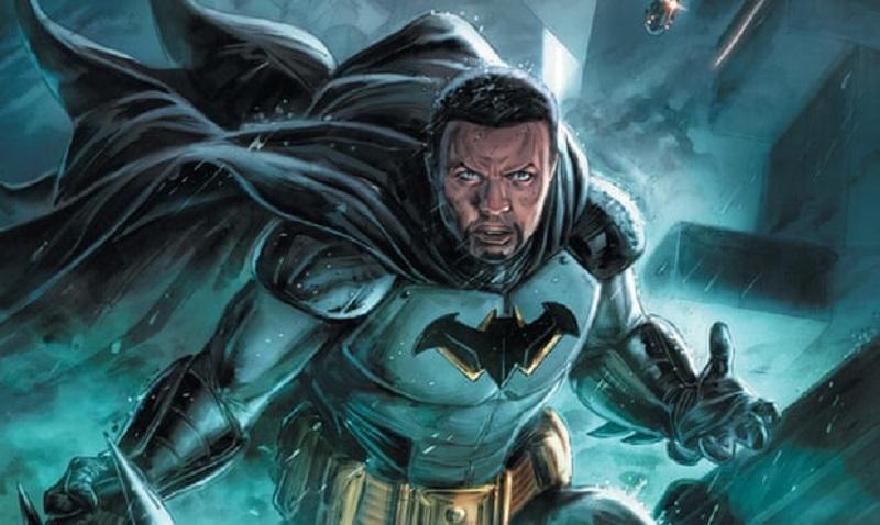 DC Comics anuncia novo Batman negro na nova geração de super-heróis e vilões