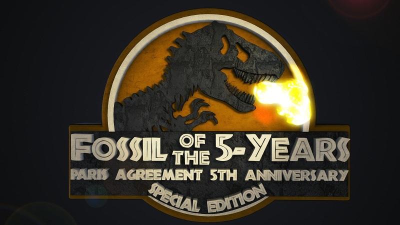 Brasil rebece o vergonhoso Prêmio Fóssil do Ano, em duas categorias