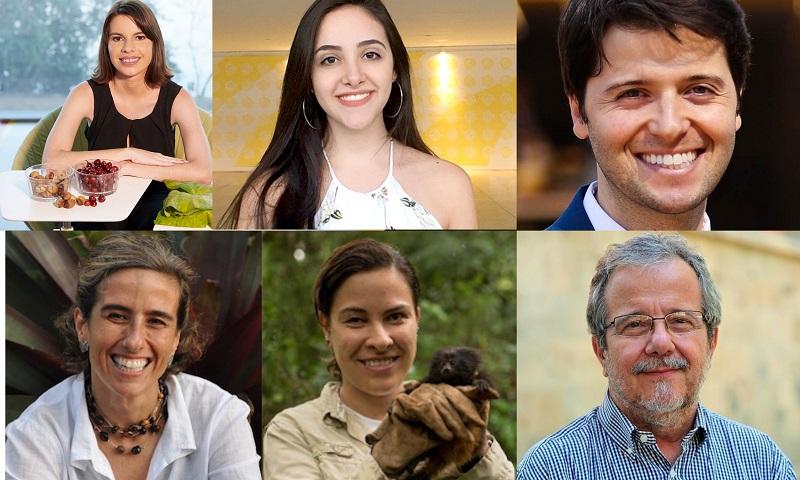 Quem são os brasileiros que brilharam ao receberem prêmios em 2020 e conquistaram a admiração de nossos leitores