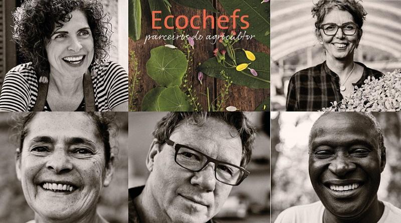 Livro 'Ecochefs: parceiros do agricultor' ganha Prêmio Jabuti na categoria  Economia Criativa