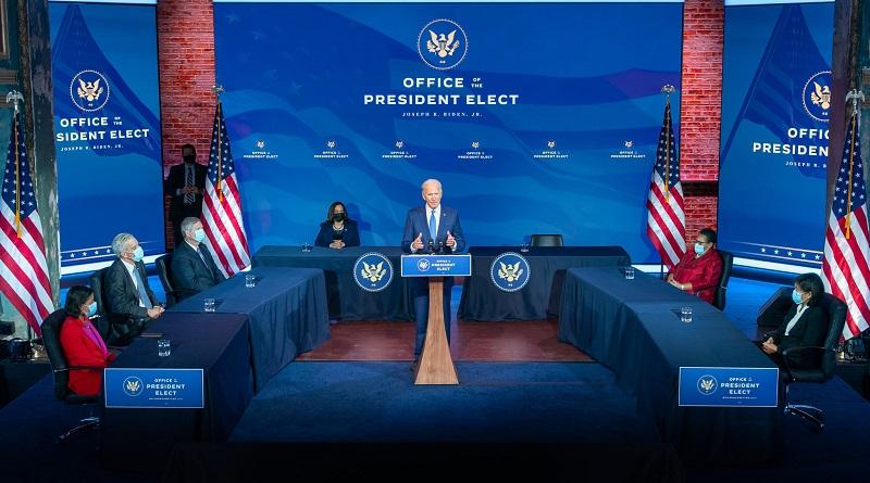 Estados Unidos sediará evento global pelo clima no início de 2021, anuncia presidente eleito, Joe Biden