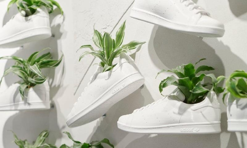 Em 2021, mais de 60% dos produtos Adidas serão fabricados com material sustentável, como o couro vegano