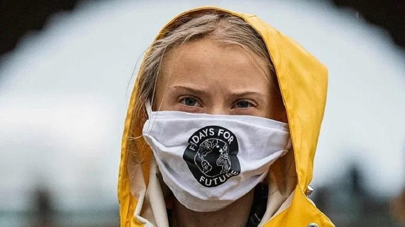 Greta doa € 100 mil de sua fundação para apoiar distribuição de vacinas em países pobres