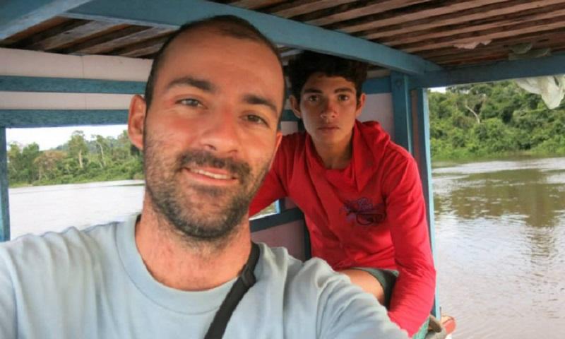 Morre o ambientalista Cássio Beda, vítima do mercúrio ilegal na Amazônia
