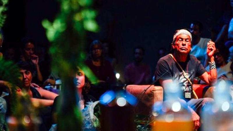 'Flecha Selvagem': série de pequenos filmes é fruto de um sonho de Ailton Krenak para 'adiar o fim do mundo'. Lançamento do primeiro episódio: 5 de maio!