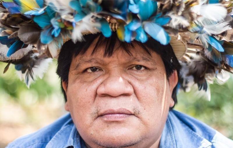 PF arquiva inquérito aberto a pedido da Funai contra o líder indígena Almir Suruí