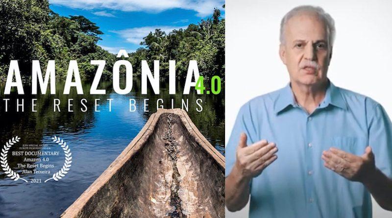 'Amazônia 4.0', baseado em projeto de Carlos Nobre,  vence prêmio de melhor documentário em festival europeu