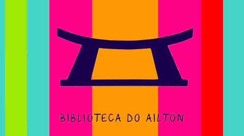 """Biblioteca Ailton Krenak:  """"uma biblioteca irreverente, que fala, que não pede silêncio"""""""