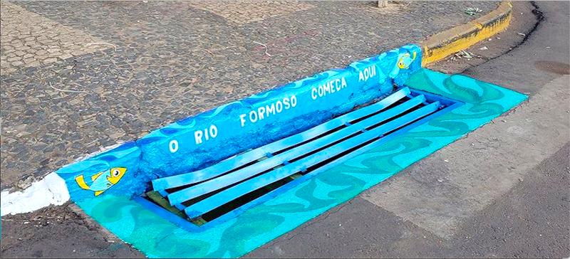 Bueiro ecológico: Bonito, no Mato Grosso do Sul, lança projeto para ajudar a preservar rio Formoso e afluentes