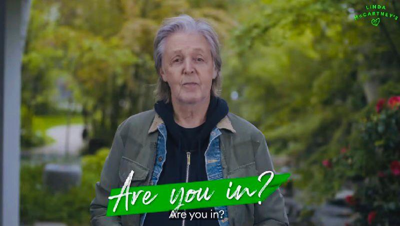 Paul McCartney faz parte de iniciativa pela construção de hortas comunitárias no Reino Unido