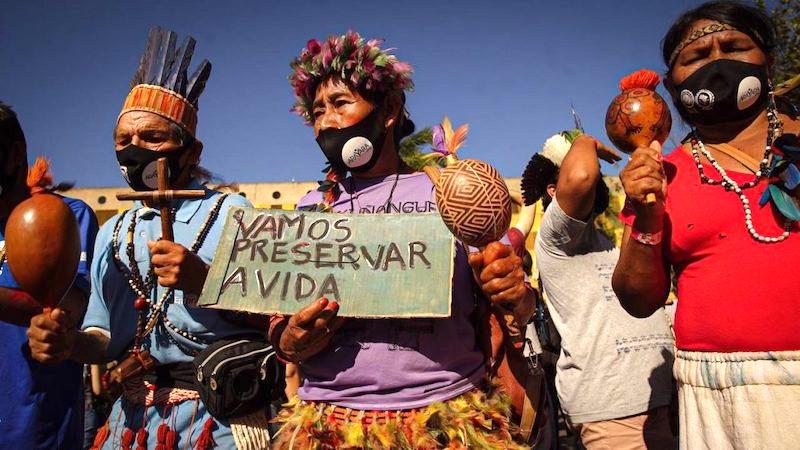 Na ONU, organizações denunciam medidas do governo e do Congresso Nacional, que ameaçam os povos indígenas