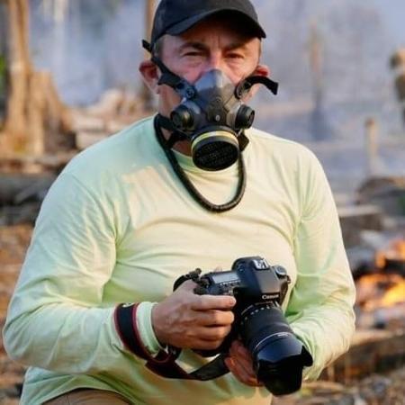 Fotógrafo é ameaçado de morte após registrar queimadas na Amazônia e divulgar em redes sociais