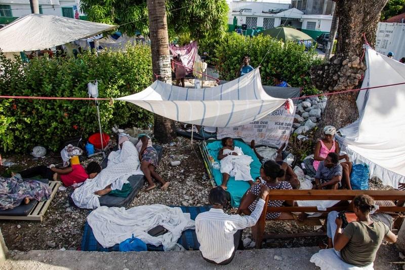 Novo tremor atinge Haiti, dias após terremoto deixar mais de 2 mil mortos e 12 mil feridos