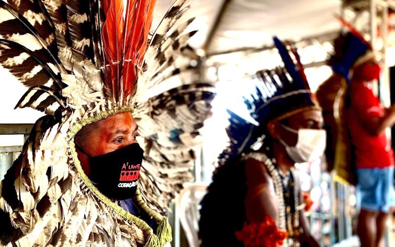 Luta pela Vida: maior acampamento indígena da história reúne mais de 6 mil pessoas de 173 povos em Brasília, em defesa de seus direitos