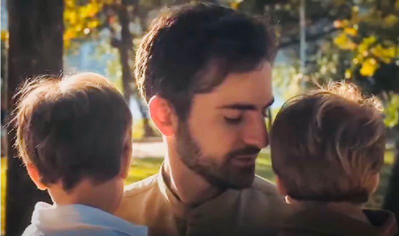 """""""Não existe pai 'gay', existe ser pai!"""", diz Thales Bretas, viúvo de Paulo Gustavo, em mensagem linda para o Dia dos Pais"""