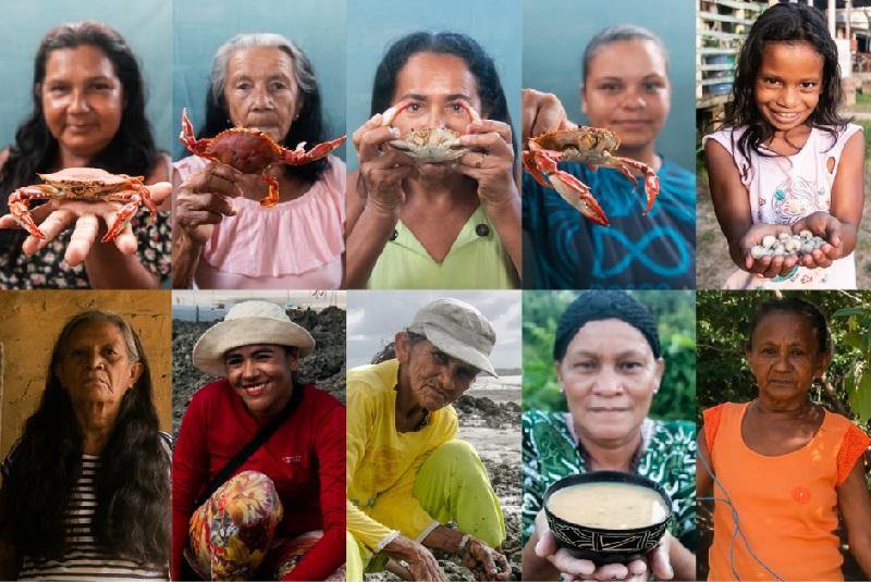 """'Cozinha da Maré': livro online e gratuito reúne receitas das """"mães do mangue"""" da costa amazônica do Pará"""