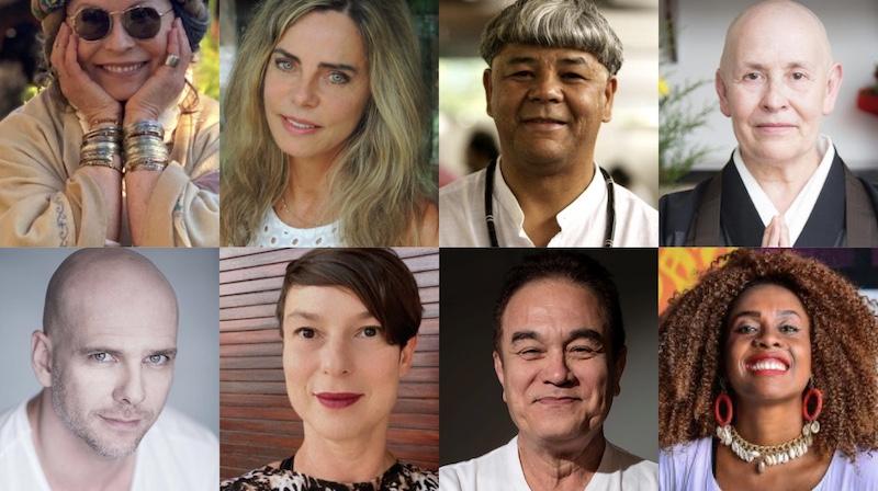 'O Amanhã pela Paz' reúne mais de 300 personalidades e milhares de pessoas em meditação no Dia Internacional da Paz