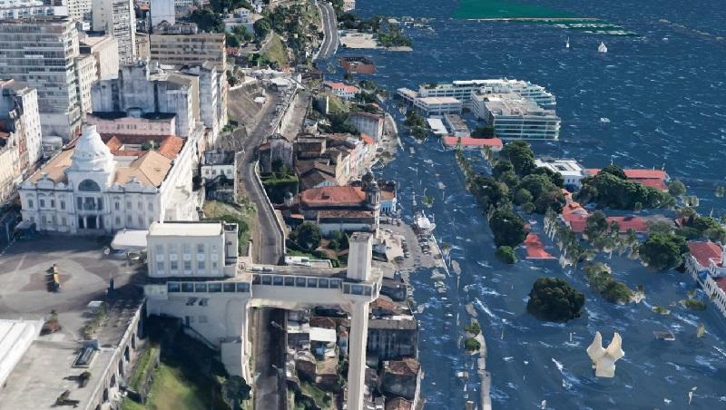 Cientistas projetam como podem ficar cidades brasileiras caso não se reduzam emissões de carbono e se invista em energias renováveis