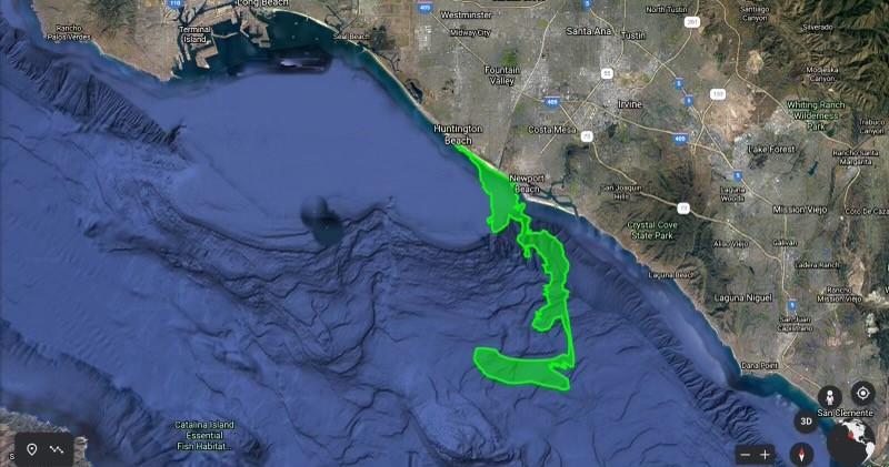 Vazamento de quase 500 mil litros de petróleo atinge praias e animais no litoral da Califórnia
